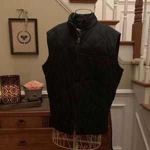 J.Crew quilted vest